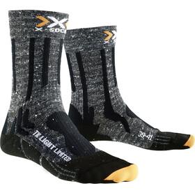 X-Socks Trekking Light Limited - Chaussettes - gris/noir